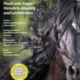 """Das neue Heft: """"Fluch oder Segen? Vorwärts-Abwärts und Leichttraben"""""""