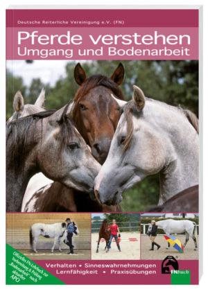 Cover des Buches Pferde verstehen