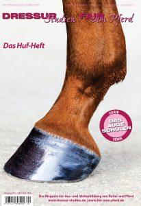 Titelbild: Das Huf-Heft!
